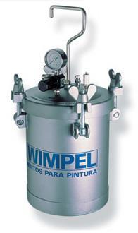 MP-10 (Tanque pressão)