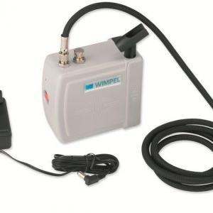 Compressor de ar para aerógrafo silencioso