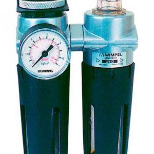 Filtro regulador e lubrificador